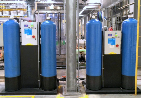 Excel Water Demineralization Plant Case Study
