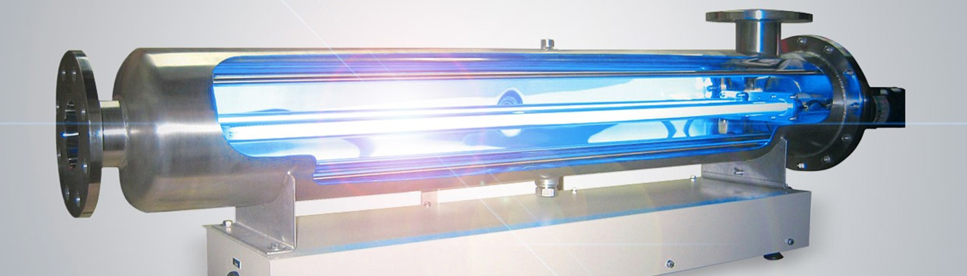 Water Treatment UV Lighting