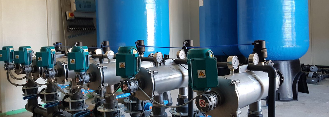 Borehole Systems/Water Treatment Plant