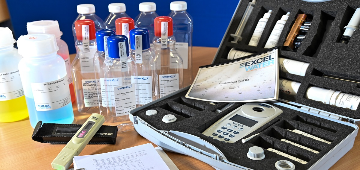 How to get professional water testing